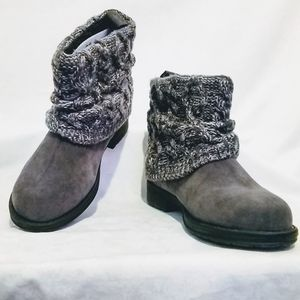 Muk Luks  Patti Ankle Boots